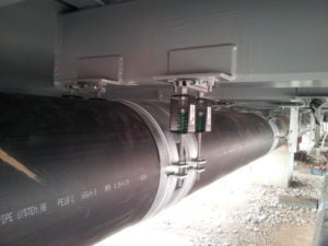 heavy duty pipe supports