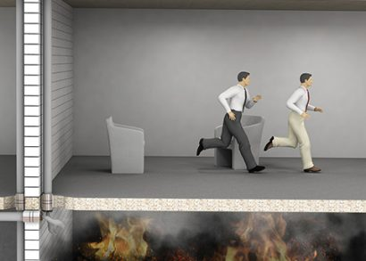How to comply with passive fire protection regulations