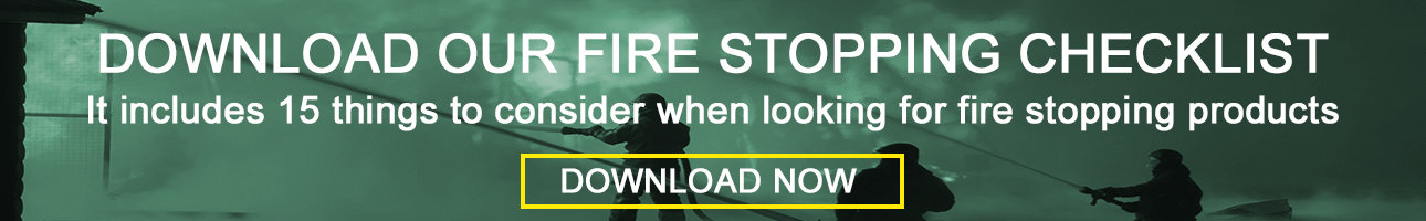download fire stopping checklist