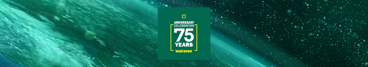 Walraven celabrate 75th year