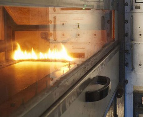 Going the extra mile when testing fire stopping systems