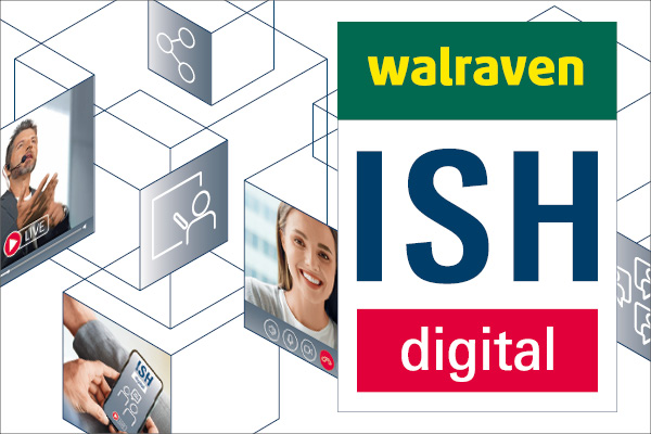 Walraven confirms attendance on ISH digital on March 22-26