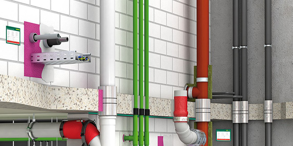 Pipe and cable penetrations
