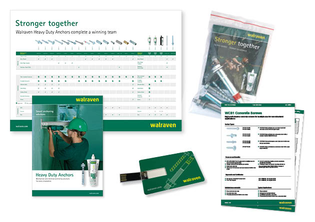 Heavy Duty Anchors information package
