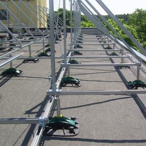 BIS Yeti® 480: support for PV panels