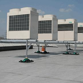 BIS Yeti®: support for airco units