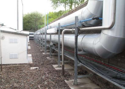 Flexible & effective outdoor services support system