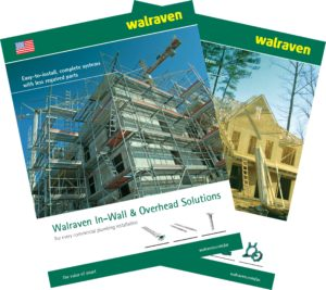 Commercial and Residential Brochure Covers
