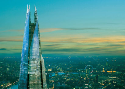 Pacifyre® MK II Brandmanchet wint in The Shard