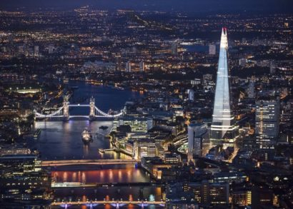 Walraven's fire stop beats the competition on The Shard