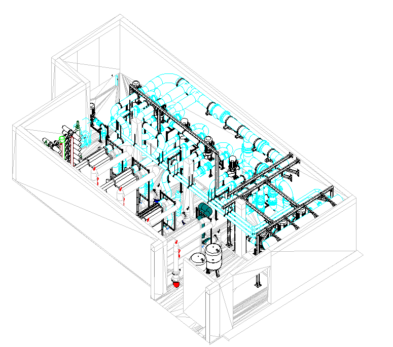 Revit® & BIM® for high quality pipe support design
