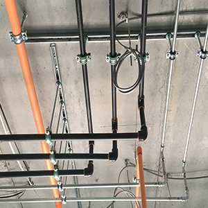 quick installation pipe clamps