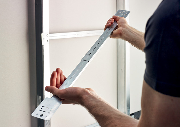 Stud wall solutions