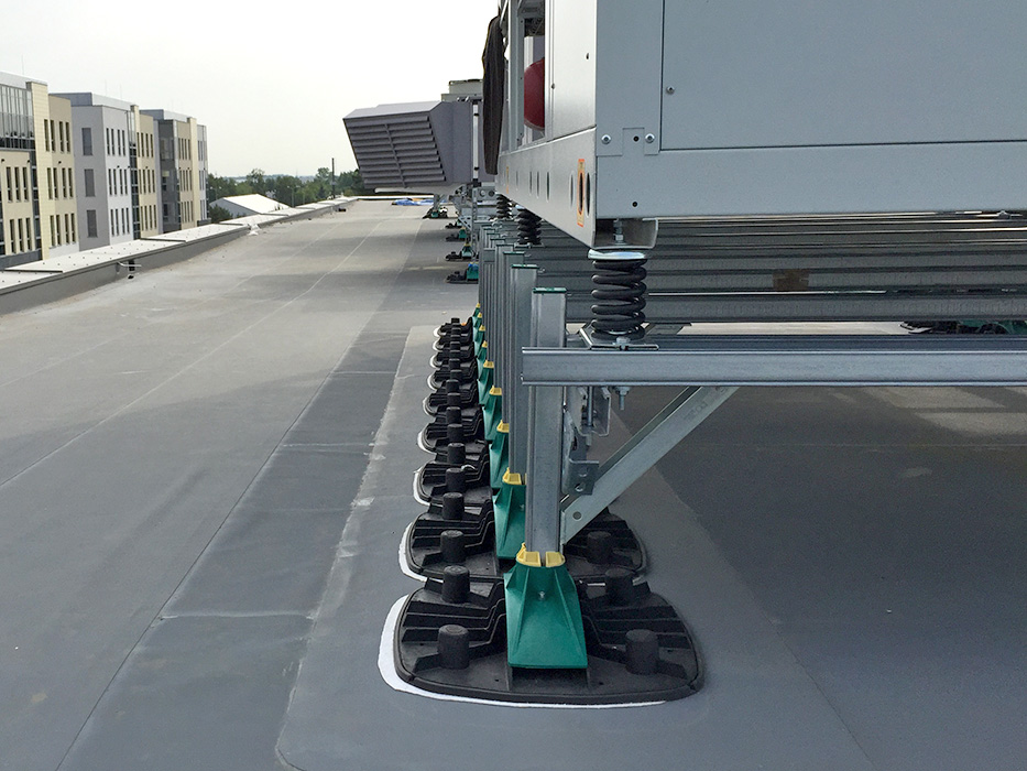 BIS Yeti<sup>®</sup> Rooftop Support System
